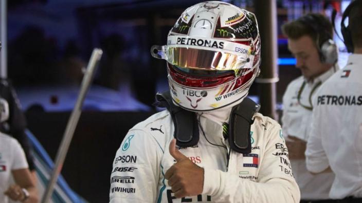 Hamilton bullish despite past Sochi struggles