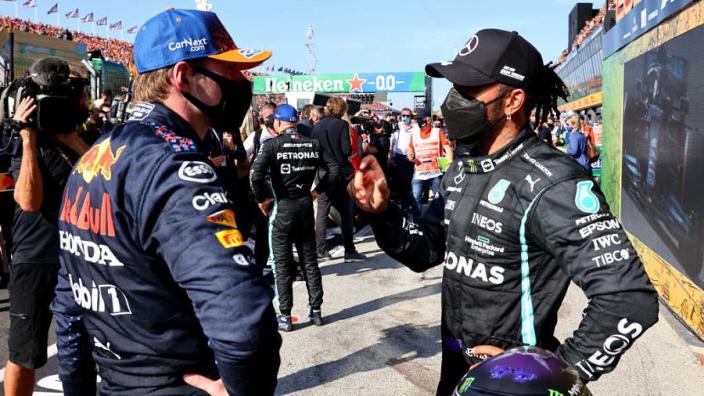 """Berger hoopt op wisseling van de wacht in F1: """"Verstappen uitgegroeid tot een superster"""""""