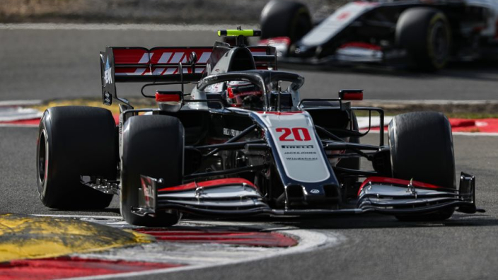 Gearbox issue to blame for Haas Q1 disappointment
