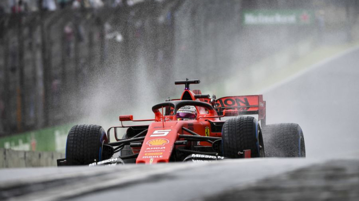 Hamilton doubts Mercedes can catch Ferrari in Brazil