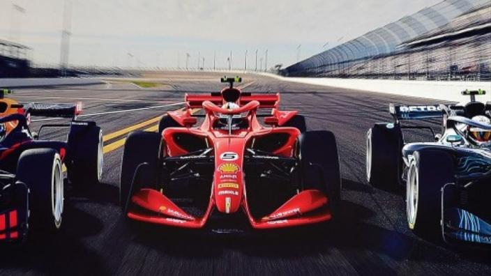 Brawn over conceptauto's voor 2021: 'Mooier en beter voor het racen'