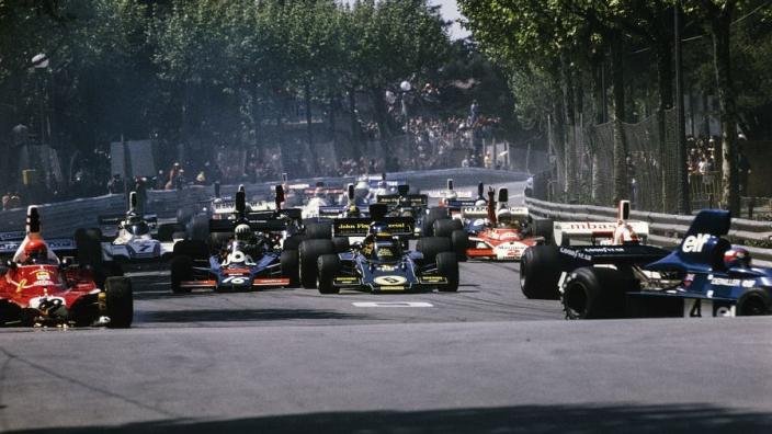 The best 1970's Formula 1 liveries