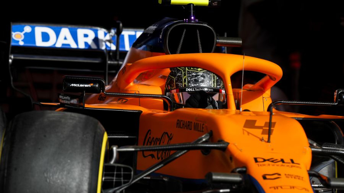 "McLaren in ""a good position"" heading into new F1 season - Norris"
