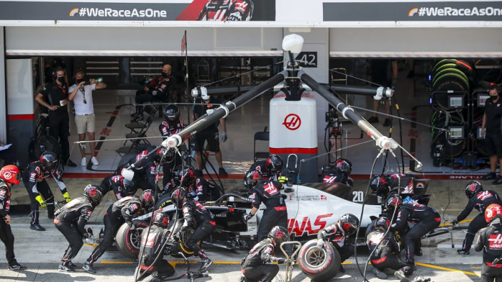 Haas drivers expect to start new contract talks now team's future secured