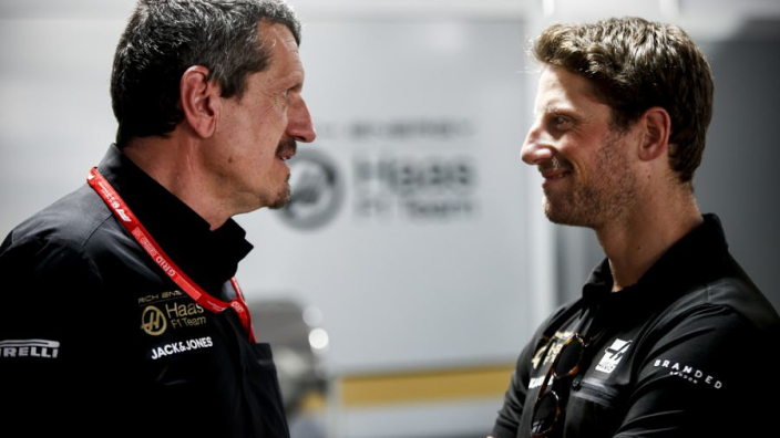 "Respect is ""in your heart, not on a t-shirt"" - Steiner again defends Grosjean"