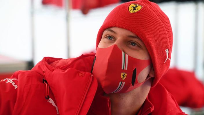 "Schumacher: ""Ik krijg de resterende dagen op de Ferrari-simulator"""