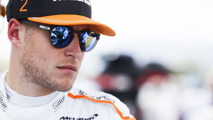 Vandoorne didn't follow McLaren progress in Australia