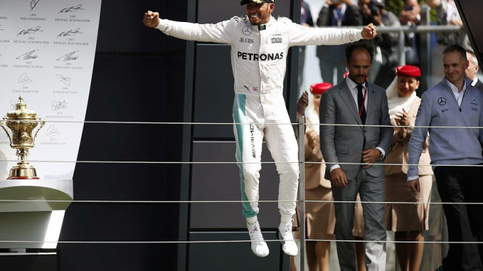 "Hamilton's ""leap of faith"" that propelled him to become record-equalling champion"