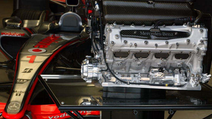 """F1 """"can't go back to a Flintstones engine"""" - Wolff"""