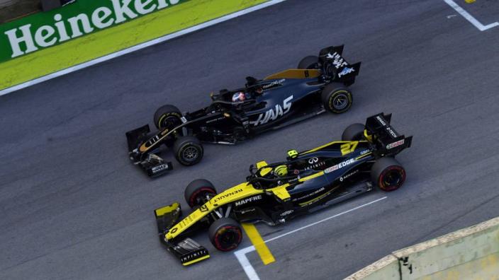 Renault trekt doek van de wagen op 12 februari, Haas naar verluidt week later