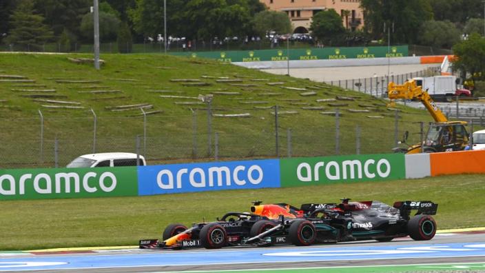 Lammers over superstart Verstappen: 'Daar lag meer rubber, dat gaf hem een voordeel'