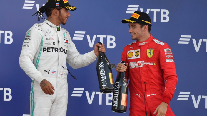 Mercedes open door for Hamilton's Ferrari move