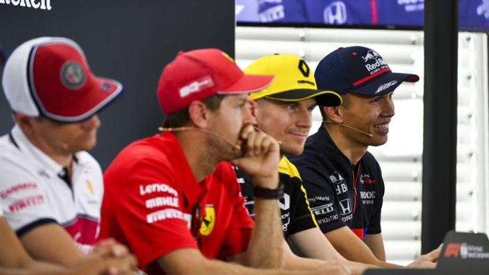 Red Bull Racing wil ook in 2021 verder met Verstappen en Albon