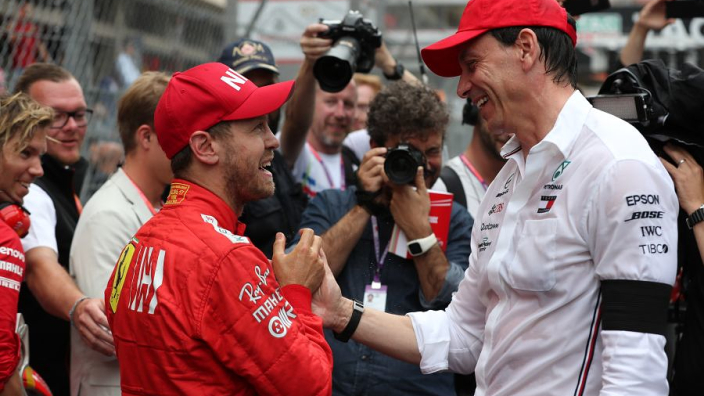 Could Hamilton and Vettel ever be team-mates at Mercedes?
