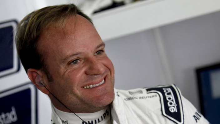 Barrichello reveals brush with death after having tumour removed