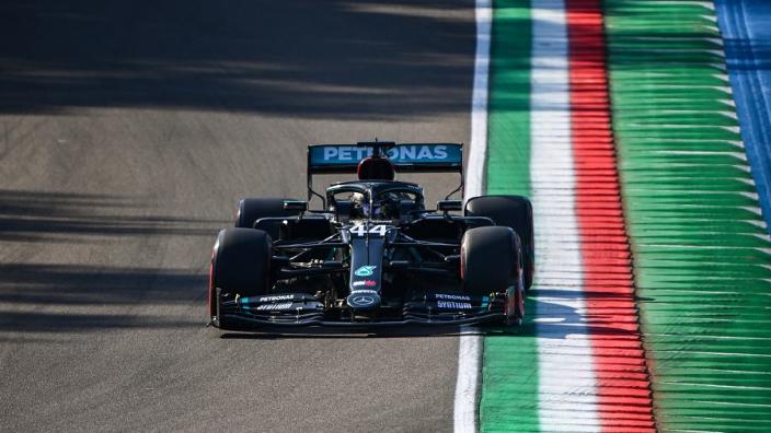 "Imola ""not a great race circuit"" - Hamilton"