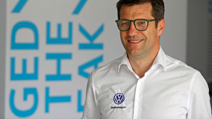 Williams to draw on Demaison Volkswagen success