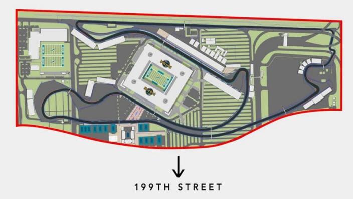 Grand Prix Miami presenteert nieuw circuit, commissie beslist vandaag