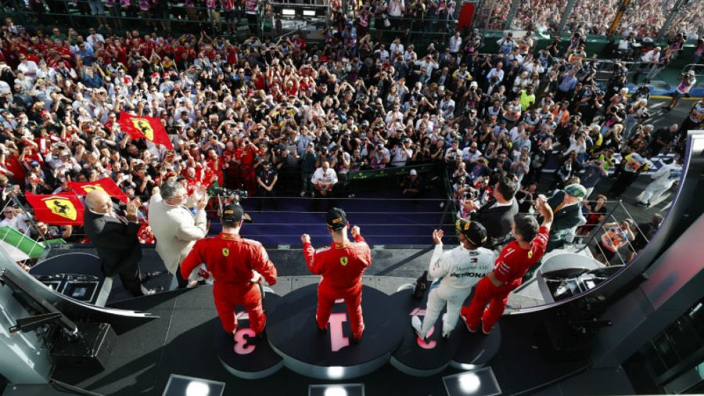 F1 drivers set for 2019 launch event
