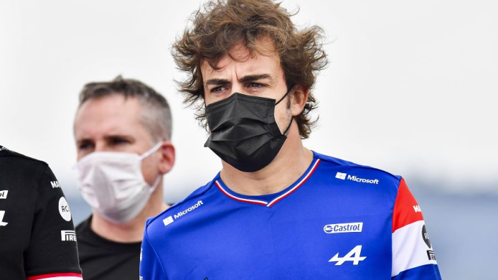"""Alonso bemused as to """"what people were expecting"""" from F1 comeback"""