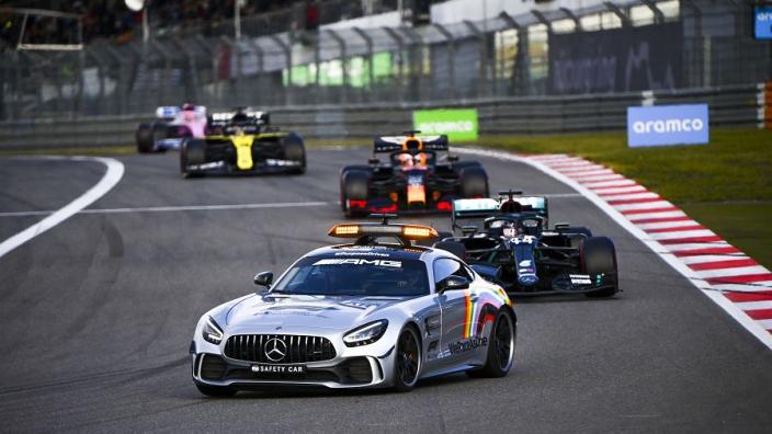 DAS gave Hamilton restart edge - Horner