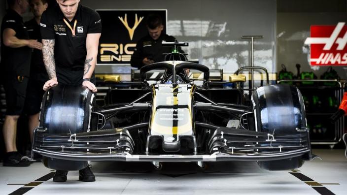 Haas unable to run in Monaco practice in bizarre incident