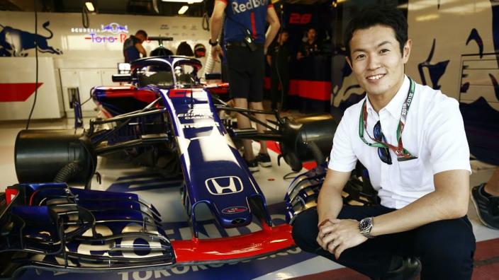 Yamamoto disputera bien les EL1 de Suzuka chez Toro Rosso