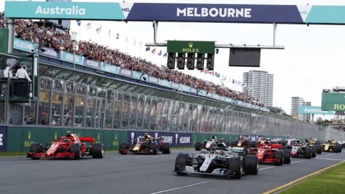 Grand Prix Australië eerder op de kalender van 2019