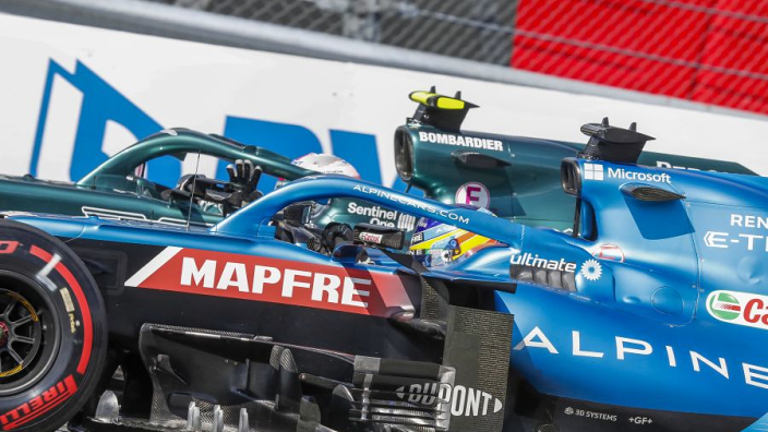 FIA call on F1 drivers to revise their 'gentleman's agreement'