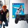 Max Verstappen behoort tot 15 beste FIFA-spelers ter wereld