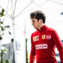 Leclerc: Ferrari not at Mercedes' level