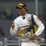 Lewis Hamilton wins Laureus World Sportsman of the Year