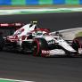Giovinazzi en Alfa Romeo krijgen waarschuwing en geldboete van wedstrijdleiding