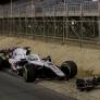 """Norris komt op voor Mazepin na DNF in Bahrein: """"Hij had niet veel meer kunnen doen"""""""