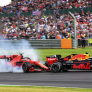 Vettel: Apology to Verstappen more important than time penalty