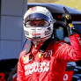 Vettel over pole in Japan:
