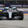 Hamilton matches Schumacher record in Singapore GP