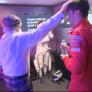 VIDEO: Jackie Stewart teases Charles Leclerc!