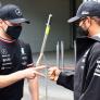 Hamilton 'ziet geen reden' om Bottas in 2022 te vervangen door Russell