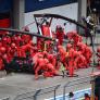 """Systeemfout zorgde voor pitstop-ellende Sainz: """"Er kwam geen menselijke fout aan te pas"""""""