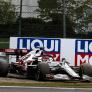 Raikkonen stripped of Imola points after bizarre restart infringement