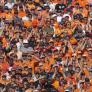 """Hulkenberg vol lof over Orange Army: """"Fantastisch gedaan"""""""