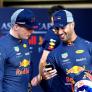 """Ricciardo vindt Verstappen betere coureur dan Norris: """"Dan moet ik Max zeggen"""""""