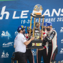 """""""We get to keep the trophy now"""" - Buemi after third Le Mans win"""