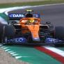 McLaren feared soft tyre mistake on Imola restart