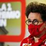 """Binotto zet Ferrari op scherp in verhitte strijd: """"Doel om als derde het seizoen af te sluiten"""""""