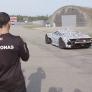VIDEO: Hamilton meets Mercedes Project ONE hypercar