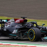 """Hamilton """"unbelievable"""" drive 'saved Mercedes again' at Imola - Wolff"""