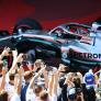 Mercedes blijft in de Formule 1: