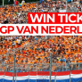Win tickets voor de Grand Prix van Nederland | Youtube